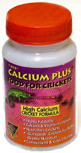 T-Rex Calcium Plus Gut Load Cricket Formula