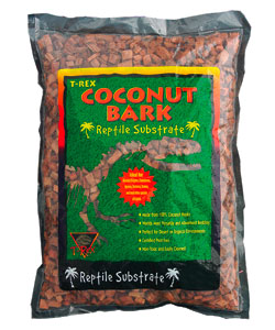 T-Rex Coconut Bark Substrate
