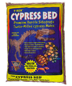 T-Rex Cypress Bed Substrate