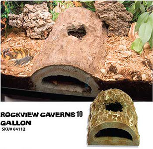 T-Rex Vivarium Foam Systems Rockview Caverns