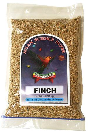 Avian Science Finch