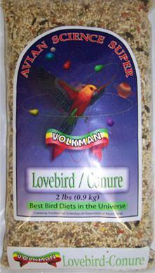 Avian Science Super Lovebird/Conure