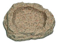 Vision Granite Mountain Spider/Hermit Crab Dish