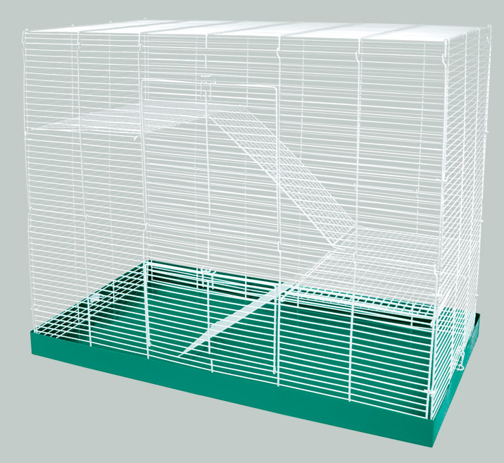 "Chew Proof 3 Level Critter Cage 30"" by Ware"