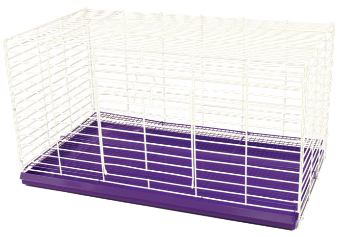 "Chew Proof Rabbit Cage 30"" by Ware"