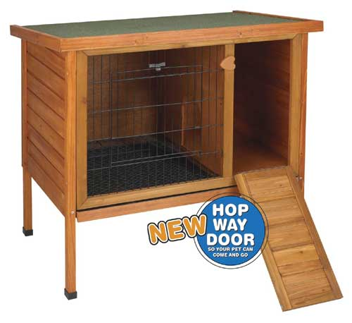 Premium Plus Hutch Large by Ware