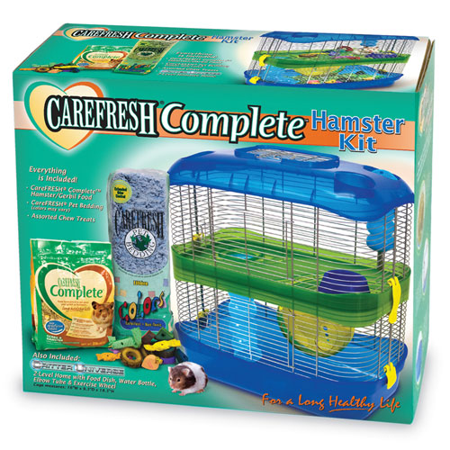 Carefresh Hamster Kit by Ware Mfg.