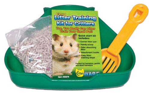 Critter Litter Training Kit