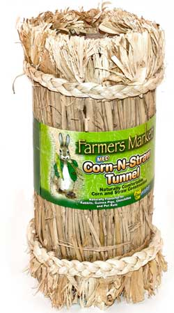 Farmers Market Corn-N-Grass Tunnels