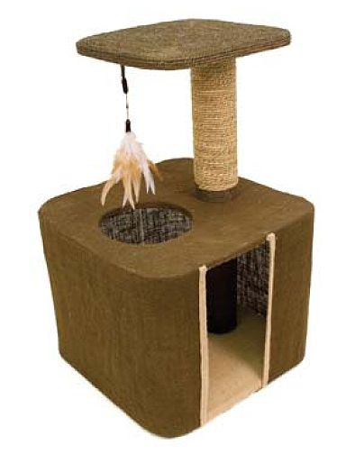 Burlap Condo and Perch by Ware