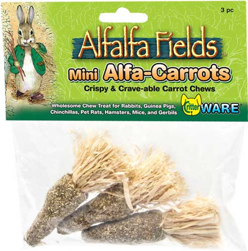 Alfalfa Fields Mini Alfa-Carrots by Ware Mfg.