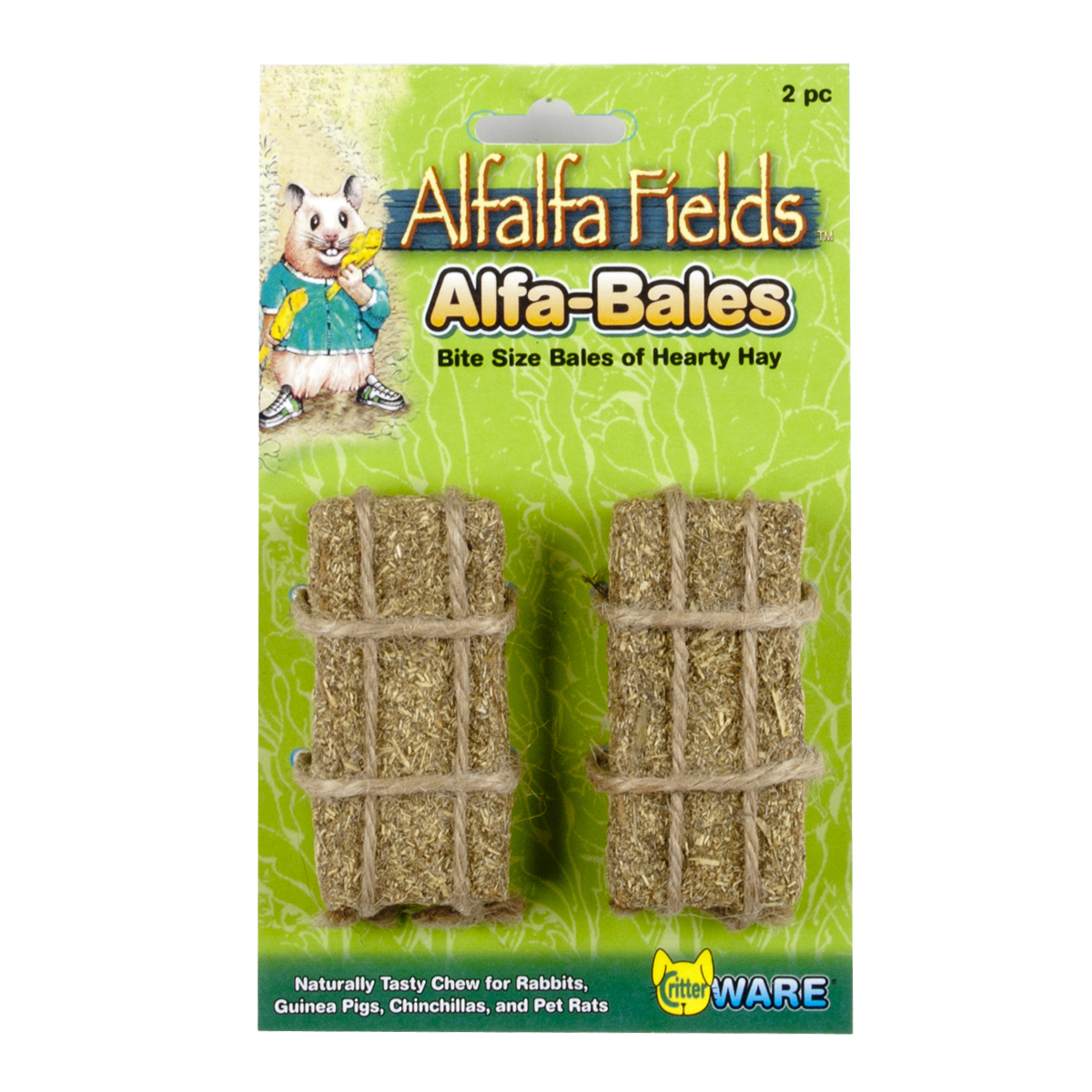 Alfalfa Fields Alfa-Bales by Ware Mfg.