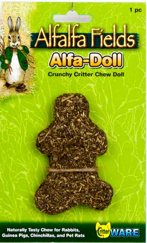 Alfalfa Fields Alfa-Doll by Ware Mfg.