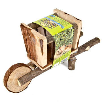 Critter Timbers Woody Wheel-Burrow