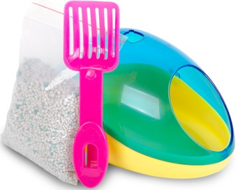 Critter Potty & Dust Bath Kit by Ware Mfg.