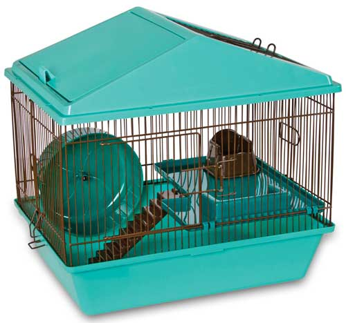 "Animal House 16"" 2 Level Cage"