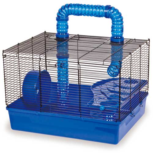 "Critter Universe Tube Time 20"" Cage"