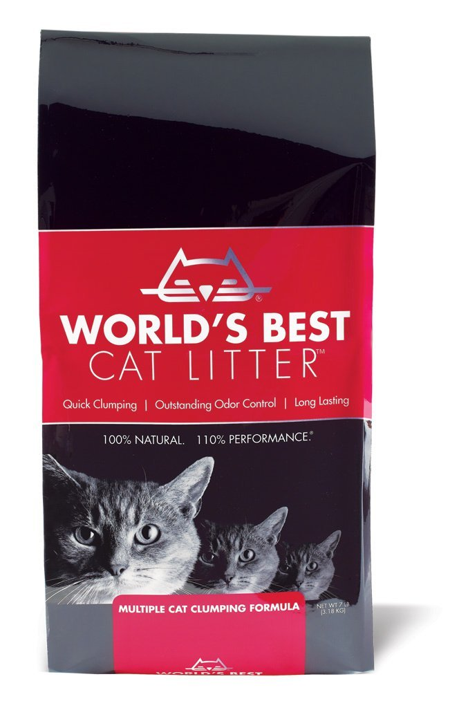 Multi-cat Scoopable Litter
