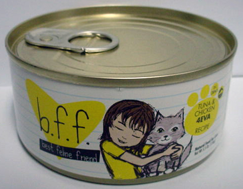 B.F.F. Tuna & Chicken 4EVA Recipe