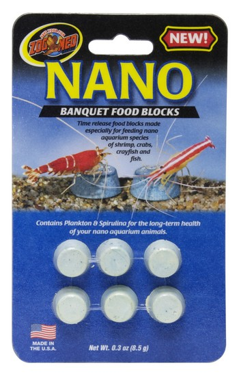 Nano Banquet Blocks