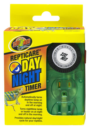 Repticare Day & Night Timer