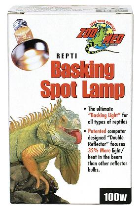 Zoo Med Basking Spot Bulbs