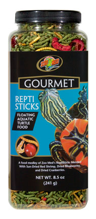 Gourmet ReptiSticks by Zoo Med