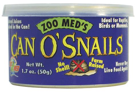 Zoo Med Can O' Snails