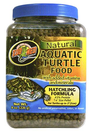 Zoo Med Hatchling Aquatic Turtle Food, Micro Pellet