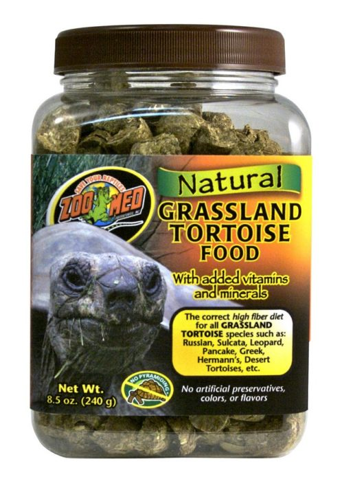 Zoo Med Natural Grassland Tortoise Food #5