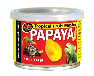 Tropical Fruit Mix-ins Papaya