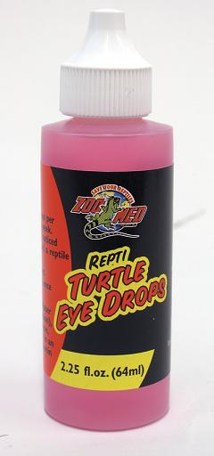 Zoo Med Turtle Eye Drops 2.25 oz.
