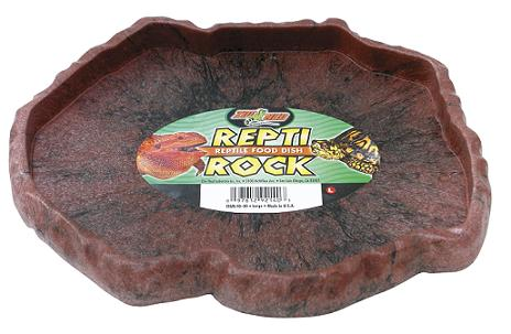 Zoo Med Repti Rock Food Dishes