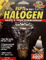 Zoo Med Repti Halogen Basking Bulbs